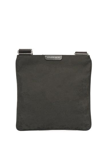 Alexander McQueen Messenger / Askılı Çanta Siyah